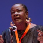 Aminata Traoré, author and former Minister of Culture of Mali