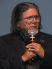 Dennis Banks, activist and writer, co-founder of American Indian Movement
