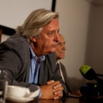Michael Mansfield QC and Stephane Hessel