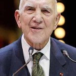 Stephane Hessel, Ambassadeur de France and former French resistant
