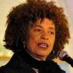 Angela Davis, American political activist, scholar and author.