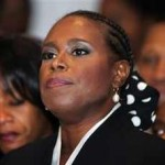Cynthia McKinney, former member of the US Congress and 2008 presidential candidate, Green Party, USA